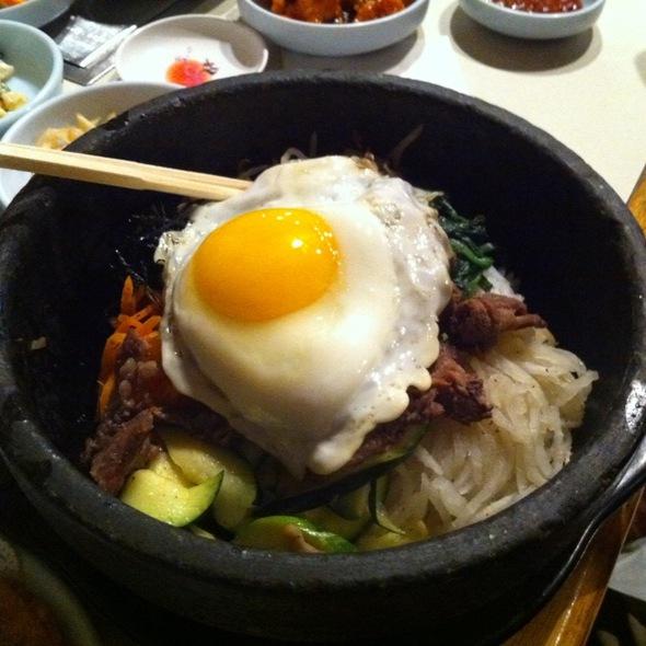 Bi Bim Bab @ New Seoul Garden Restaurant