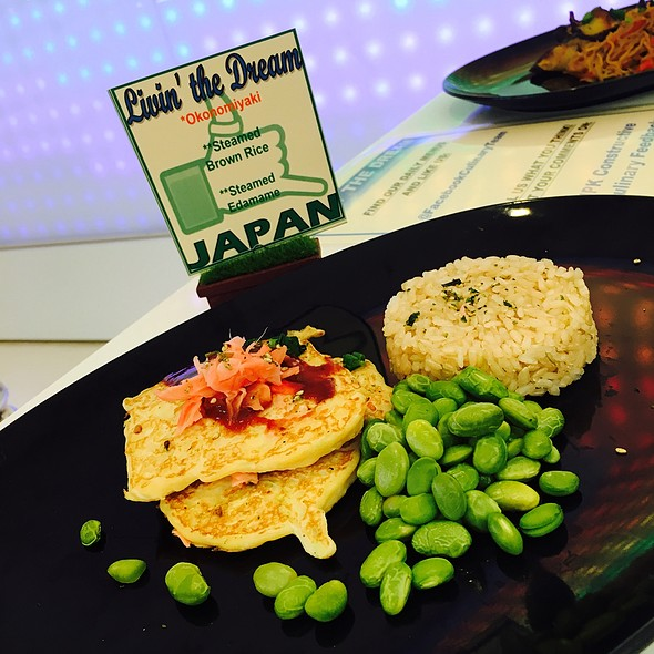 """Okonomiyaki"" @ Facebook Headquarters"