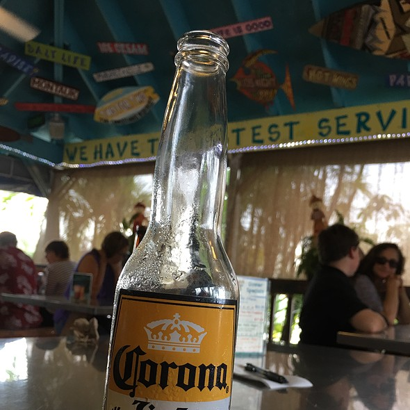 Cold Corona @ Dune Dog Cafe