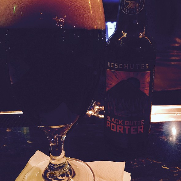 Black Butte Porter