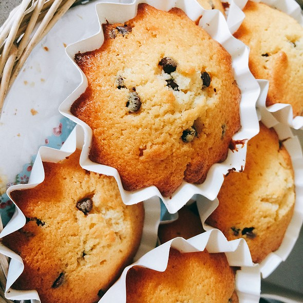 Chocolate Chip Muffin @ ./lsd Cooking Pot