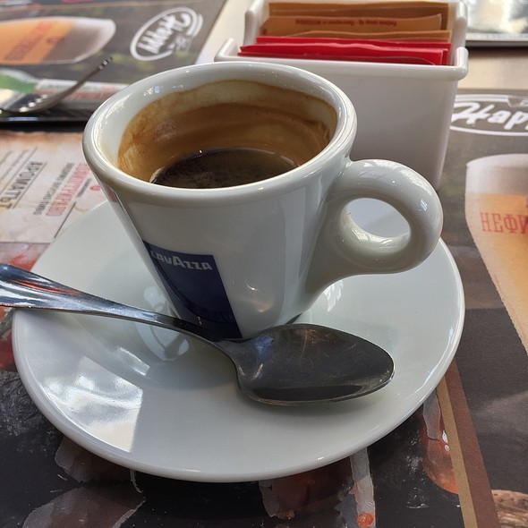 Espresso @ Happy Bar & Grill