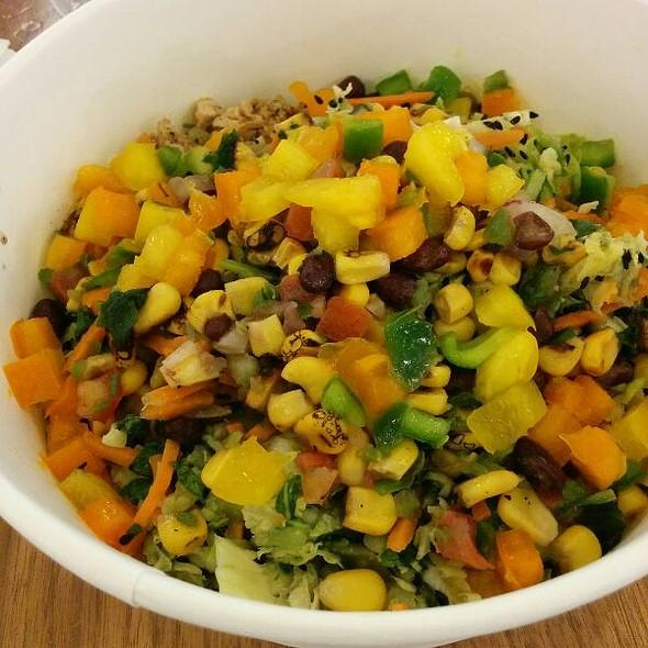 Chicken Curry Rice Bowl @ Heinen's