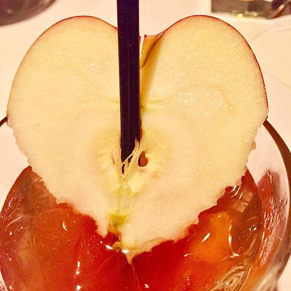 Apple Orchard Old Fashion @ Sullivan's Steakhouse