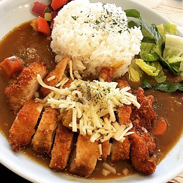 Katsu Curry @ Hawaii Curry