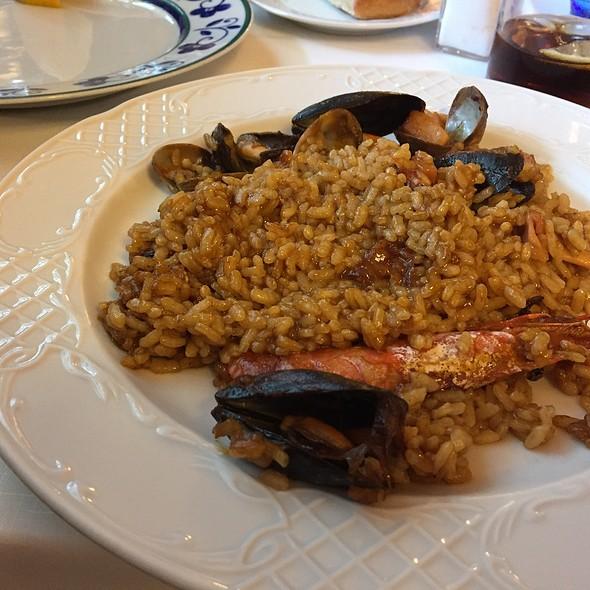 Paella De Marisc @ El Mascarón Restaurant
