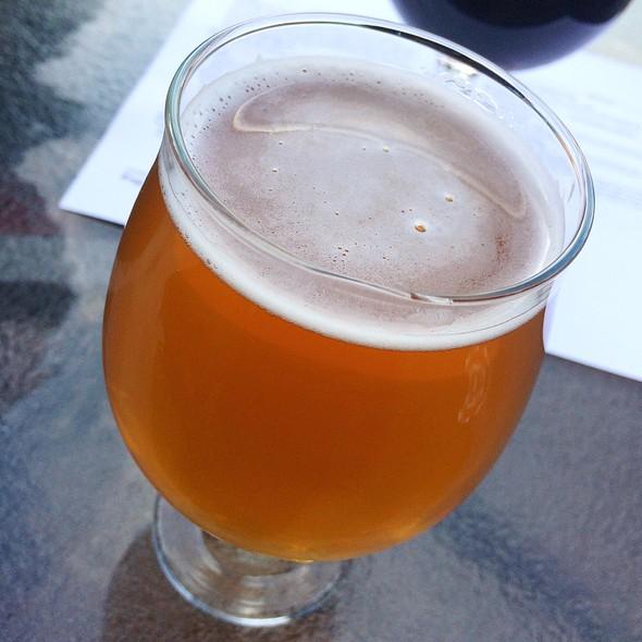 Watermelon Basil Blonde Beer @ El Rancho Brewing Company