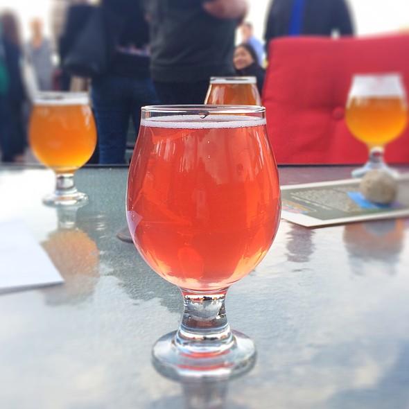 Cranberry Lavender Kombucha @ El Rancho Brewing Company