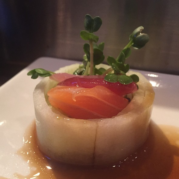 Planet Earth Roll @ Tsukiji Sushi Sen