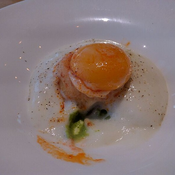 Farm Egg @ 71Above