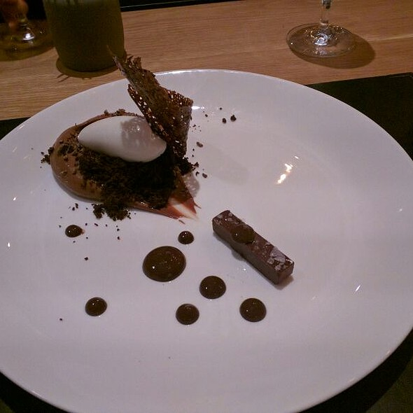 Chocolate Cremeux @ 71Above
