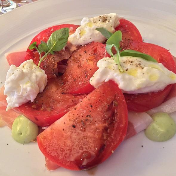 Prosciutto Di Parma, Burrata, Heirloom Tomatoes, Aged Balsamic