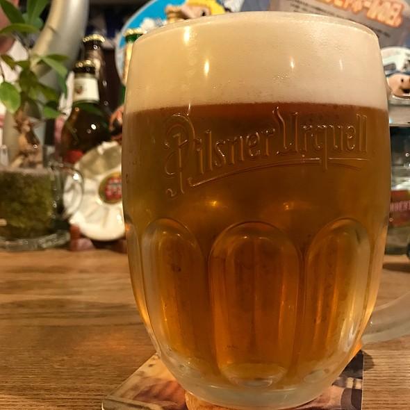 Pilsner Urquell @ チェコビール処「PIVO屋」