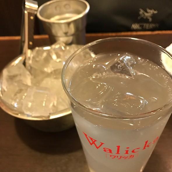 レモンサワーセット @ かわむら酒蔵