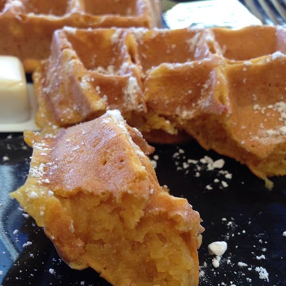 Sweet Potato Waffle @ Kelsey's