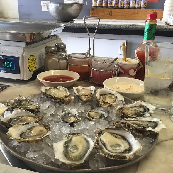 Mixed Oysters