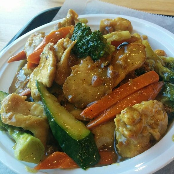 Curry Chicken Rice Bowl @ Koko Bakery