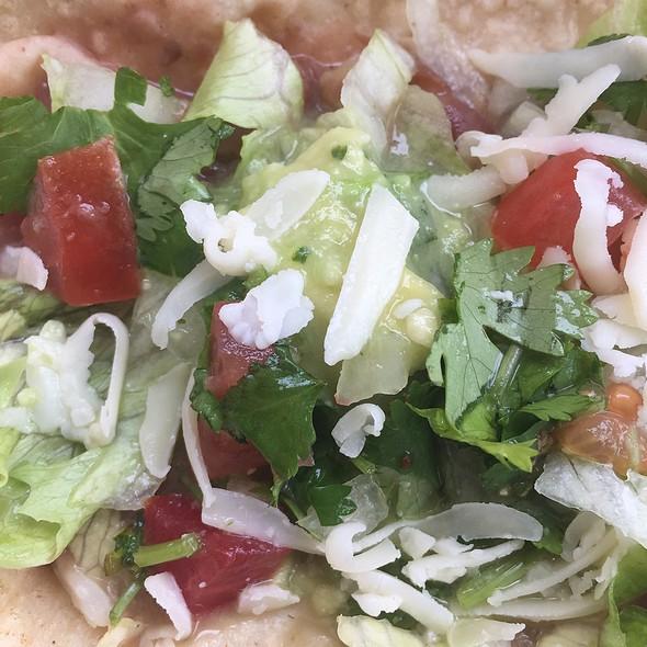 Veggie Taco @ Happy Burrito