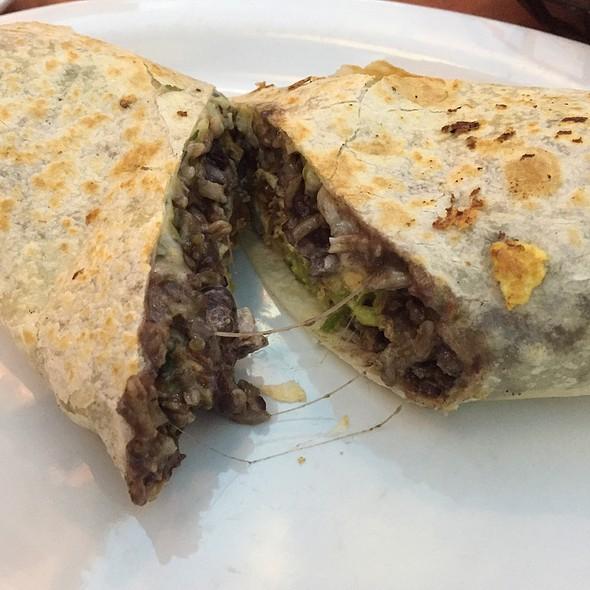 Breakfast Burrito @ Taqueria Canonita