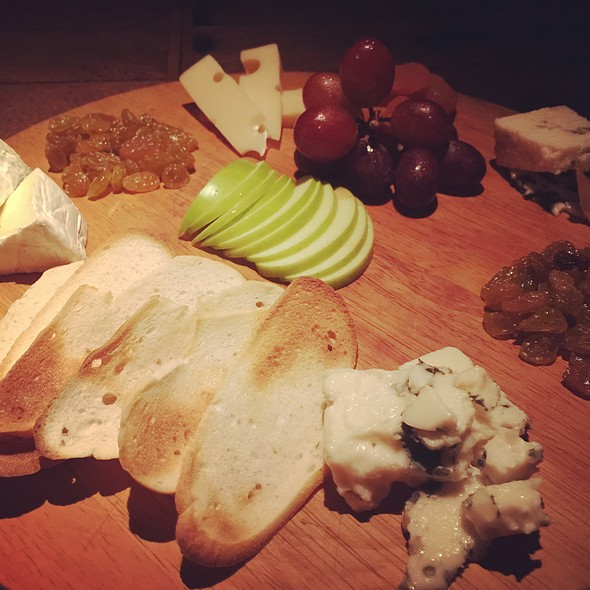 European Cheese Boards