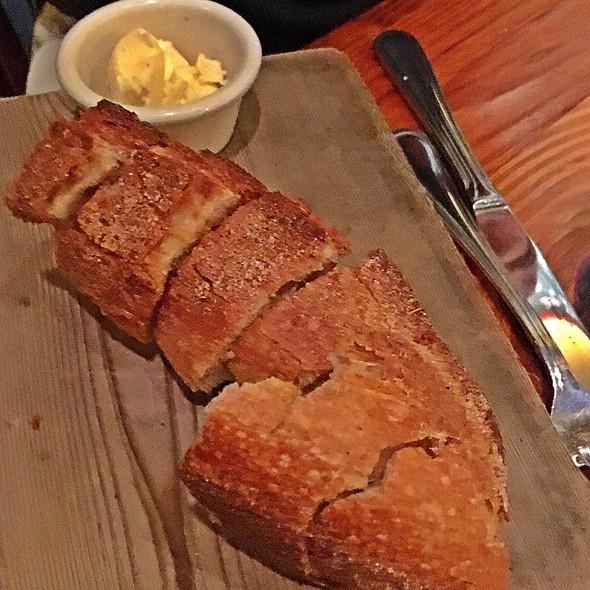 Sourdough Bread And Butter @ Fat Hen