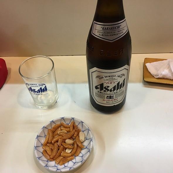 瓶ビール @ 鳥よい