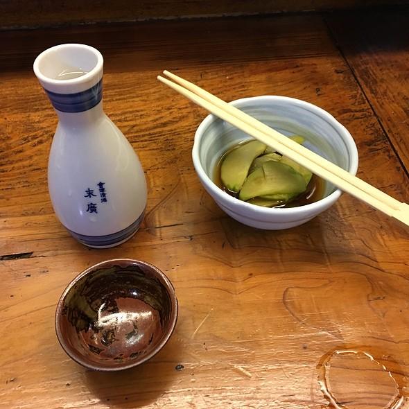 日本酒 @ 庄助