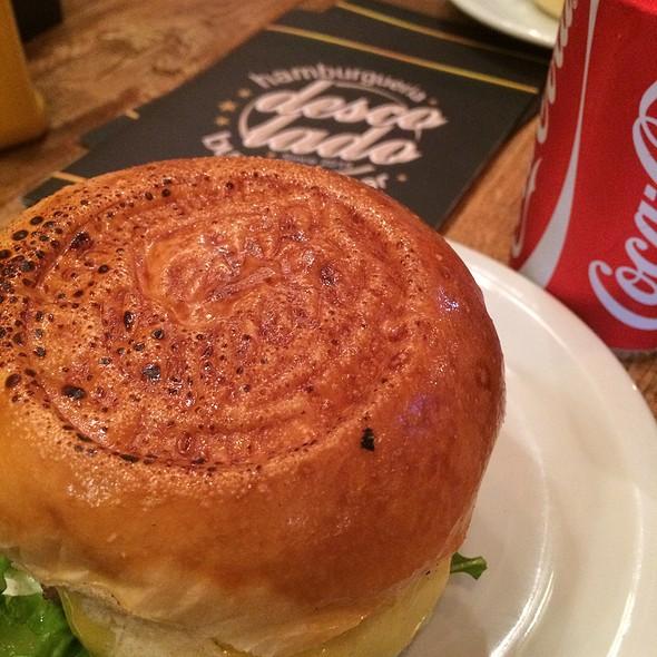 Descolado Angus Burger @ hamburgueria descolado