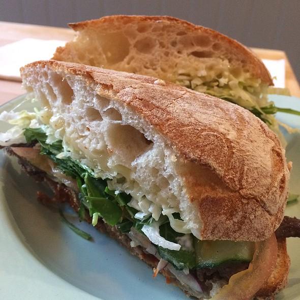 Bulgogi Sandwich