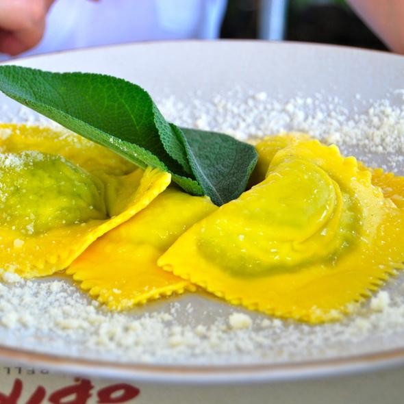 Ravioli @ La Rinascente Mozzarella Bar