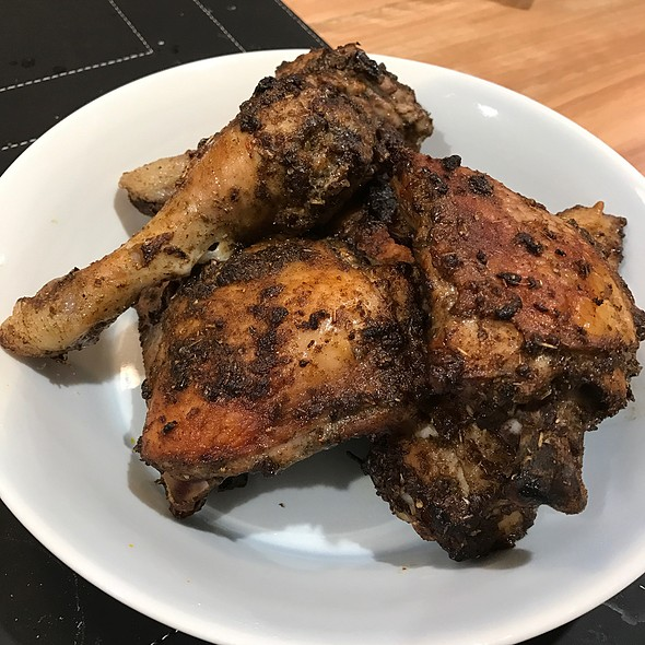 Peruvian Roasted Chicken @ Chookys