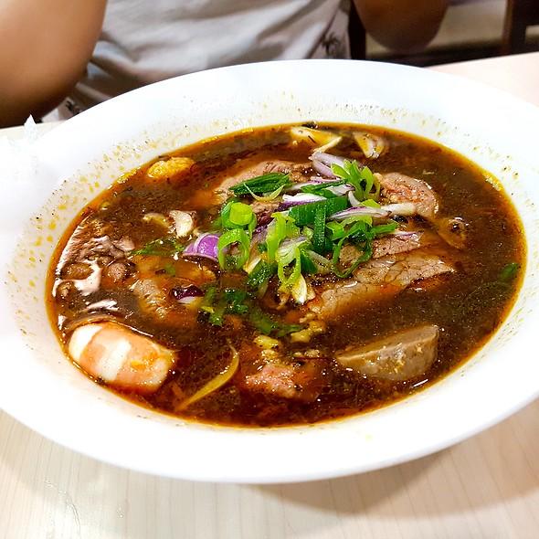 Spicy Combination Noodle Soup @ Trà Vinh Authentic Vietnamese Noodles