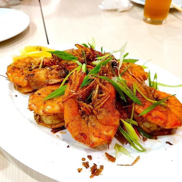 Vietnamese Salt & Pepper Prawns @ Trà Vinh Authentic Vietnamese Noodles