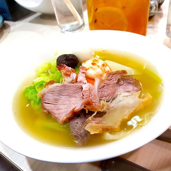 Special Tra Vinh Soup @ Trà Vinh Authentic Vietnamese Noodles