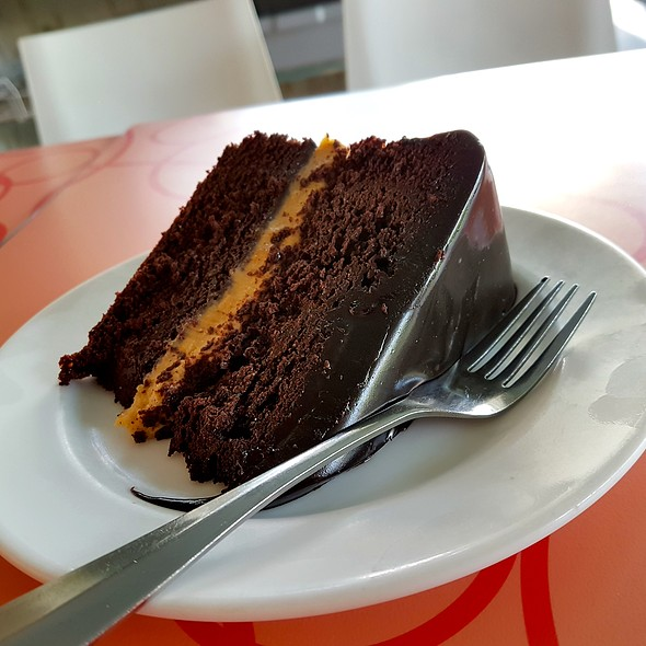 Chocolate Cake @ Calea Pastries and Coffee