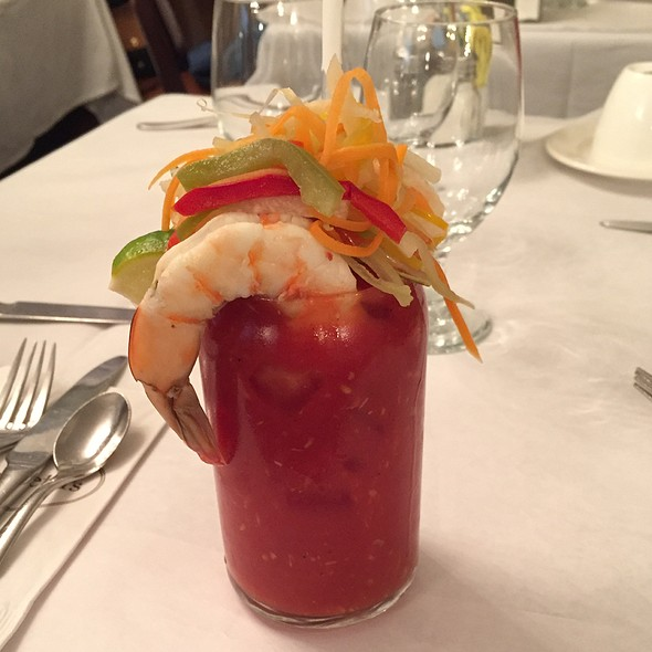 Bloody Mary @ Sarabeth's Central Park South