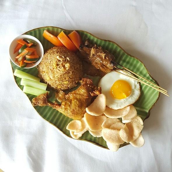 Nasi Goreng @ The Ritz-Carlton, Jakarta Hotel