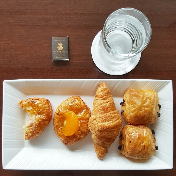 Assorted Danish Pastry @ The Ritz-Carlton, Jakarta Hotel