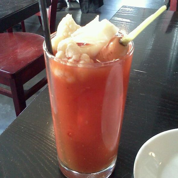 Bloody Mary @ Hog & Rocks