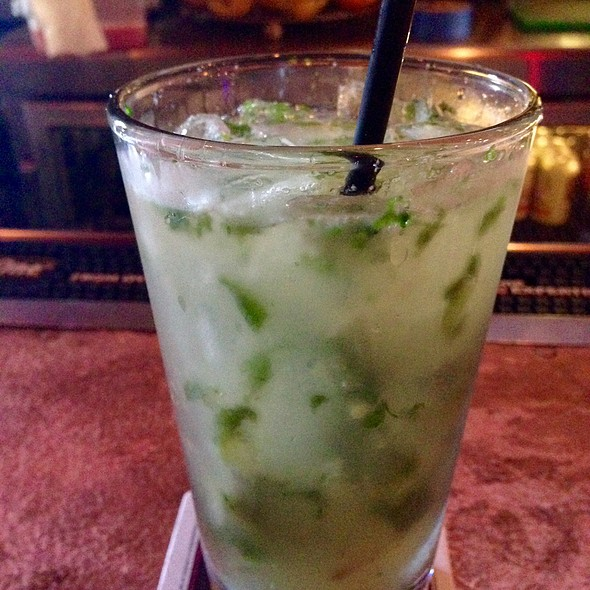 Hendricks Gin Muddled Cucumbet And Mint
