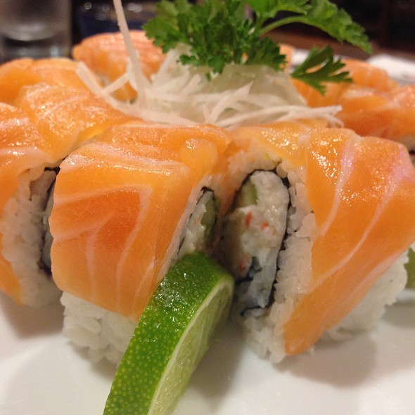 Salmon Maru @ Hana Maru