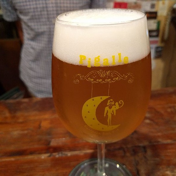 Magic Rock Brewing / Salty Kiss @ European Beer Pub Pigalle ヨーロピアンビアパブ ピガール