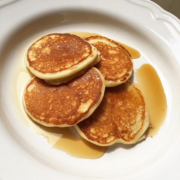 Light, Fluffy and Rich Pancakes  @ HAFH