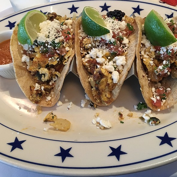 Breakfast Tacos @ The Local