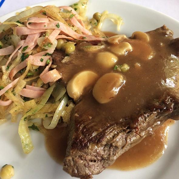 Filet Mignon À Garota @ Bar e Restaurante Garota da Urca