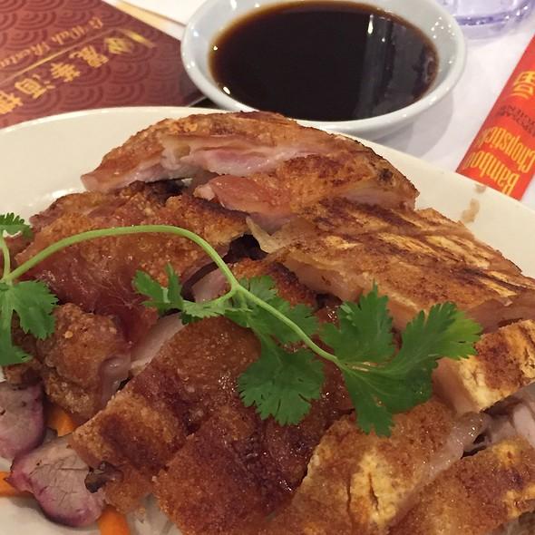 roast pork @ Li Wah