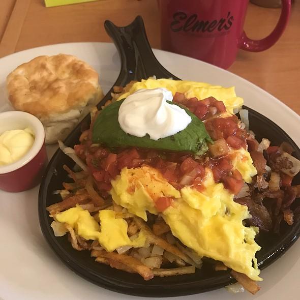 Sunrise Skillet @ Elmer's Breakfast-Lunch-Dinner