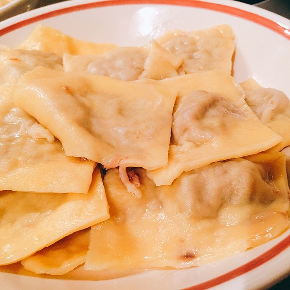 Homemade Ravioli With Butter @ ./lsd Cooking Pot