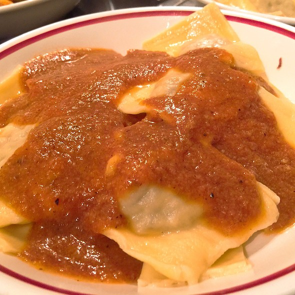 Homemade Ravioli @ ./lsd Cooking Pot