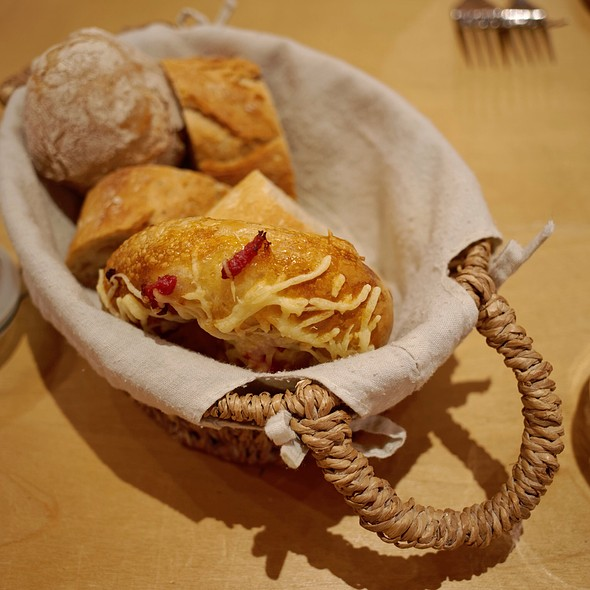 Bread Selection @ Le Stubli